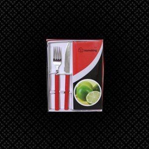 دوازده پارچه کارد و چنگال هوم کینگ