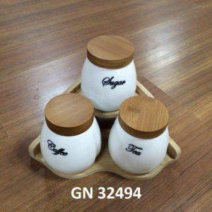 ست قند و شکر دلمه ای GN32494