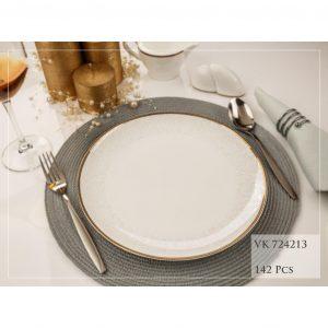 سرویس غذاخوری 142 پارچه بن چاینا 18 نفره